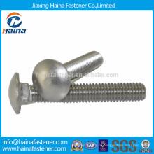 DIN603 углеродистая сталь / нержавеющая сталь