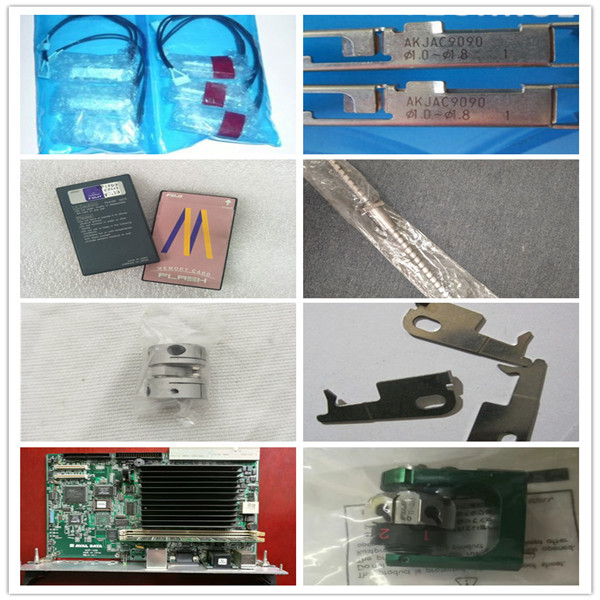 Fuji CP pick and place machine spare parts