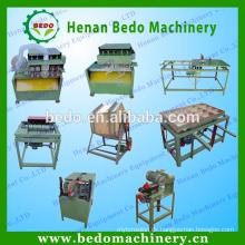 2015 die meistverkaufte automatische Holz Zahnstocher Maschine Herstellung von Produktionslinie für Holz und Bambus 008613253417552