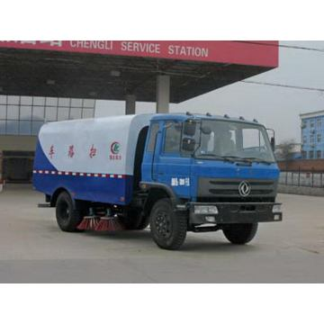 Dongfeng145 8CBM Vacuum Road Sweeper