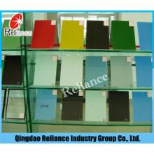 5mm verre peint pour décoratif