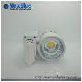 4wire 3 Phase Standard Européen 45W COB LED Track Light