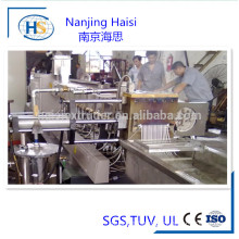 CE mark ABS filling masterbatch/ PC/ABS anti-flaming / ABS anti-flaming masterbatch plastic extruder