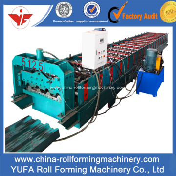 Colored JCH tile roll forming machine