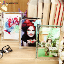 Sublimation Glass Photo Frame At Low Price Wholsale Made in China BL-02