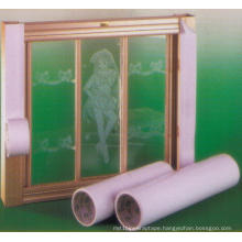 PVC Protection Tapes for Aluminum Window