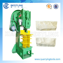 Hot Sell Limestone Split Machine for Natural Face