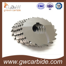 Tungsten Carbide Saw Blade Used for Cutting Wood