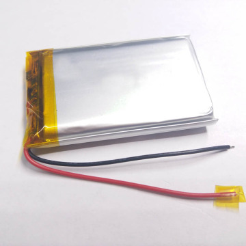 103759 Batteria del dispositivo a semiconduttore da 2400 mAh 3,7 V.
