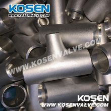 Stainless Steel Pipe Fittings (Tee)