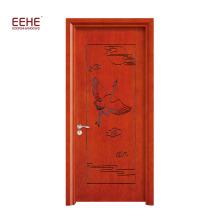 American handcrafted solid wood internal door