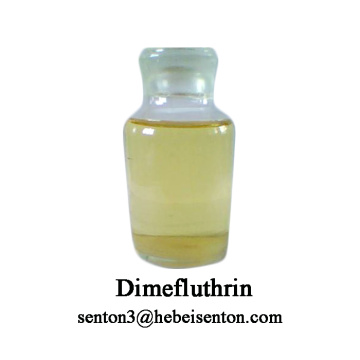 Dimefluthrine, insecticide ménager antiparasitaire