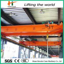 3 Ton Mobile Bridge Crane Mini Overhead Cranes