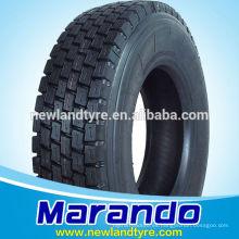 TBR Tires 295 / 80R22.5 315 / 80R22.5 de calidad superior llantas chinas marca famosa triángulo Westlake