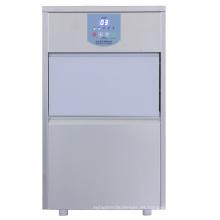 Máquina de hielo Bullet comercial debajo del mostrador
