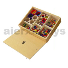 Montessori Educational Toys Gabe 9 (3cm)