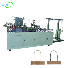 China supplier paper bag handle making machine for shopping bag