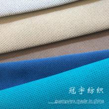 Veludo de algodão macio super da tela de nylon para o estofamento home