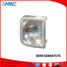 Lámpara de esquina para IVECO 504047573
