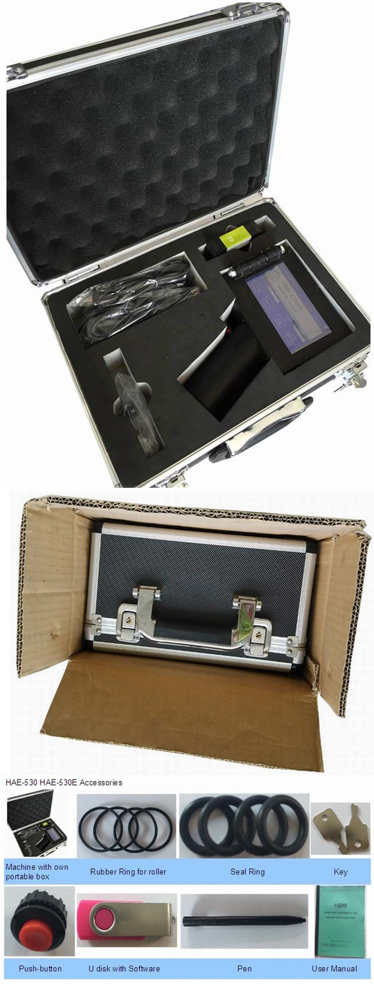 handheld Inkjet Printer Packing