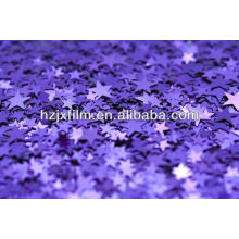 Tinsel Girlande Polyester Film