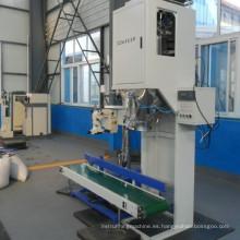 Máquina de embalaje de pellets de pesaje automático
