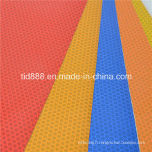 High Intensity Grade Glass Bead Reflective Sheeting for Workzone