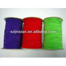 5мм цветные эластичный резиновый шнур/веревка