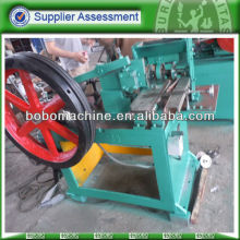 Auto de bicicleta y motocicleta Spoke Cutting Machine