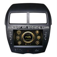 Navegador de sistema de fábrica de wince para Mitsubishi ASX con 3G / Bluetooth / TV / GPS