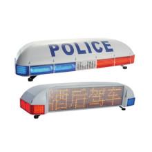 LED Display Screen Police Project Warning Light Bar (TBD-2900)