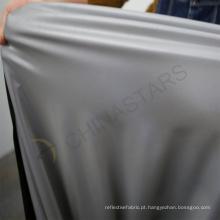 Tecido fino reflexivo do spandex do uper para o desgaste ao ar livre