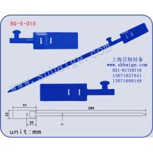 Markenkennzeichen BG-S-010, Kunststoffbehälterdichtungen