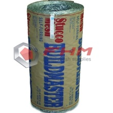 Hexagonal Stucco Netting dengan Paper for USA Market