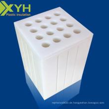 CNC uhmw PE mechanische Skid Plateform Kunststoffteile