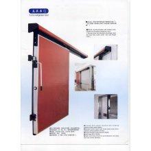 Heavy Cold Room Schiebetür mit CE