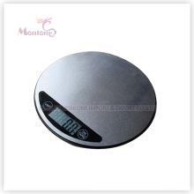 3kg Hot Sale S/S Kitchen Electronic Scale (20*1.6cm)
