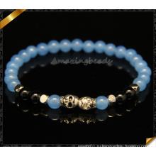Модные ювелирные изделия поставляют каменные браслеты по продажам (CB090)