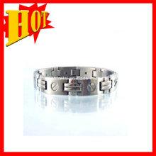 Bright Surface Gr2 Titanium Bracelet in China