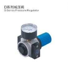 Unidades de tratamiento de fuente neumática ESP neumática DR Regulador de presión de aire serie DR