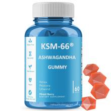 Ashwagandha Root Extract Gummies Organic Ashwagandha Gummies