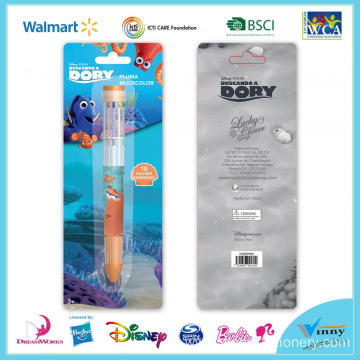 Finding Dory 10 in 1 Color Ballpen