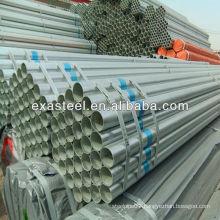 SCH40 Galvanized Steel Pipe