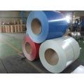 Bobine d'aluminium enduite colorée