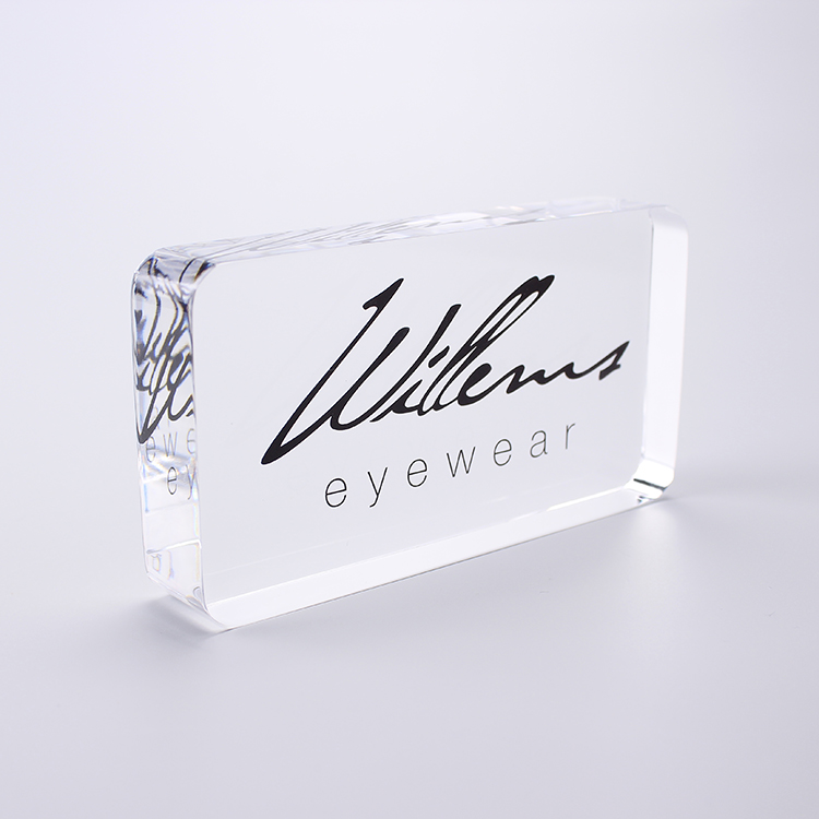 Wholesale Clear Acrylic Block Display Stands