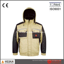 Bomber Mens Winter Parka Waterproof Jacket