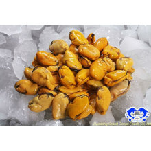 frozen without shell blue mussel meat