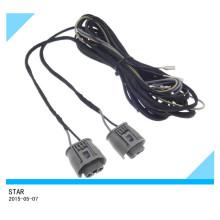 Автомобильные Противотуманные фары кабельного жгута проводов ткацких станков Разъем БМВ