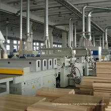 Engineered Wooden Floor machine line made in china