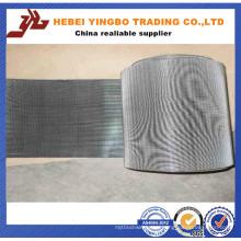 80 Mesh Diamter 0.12mm Stainless Steel Wire Mesh